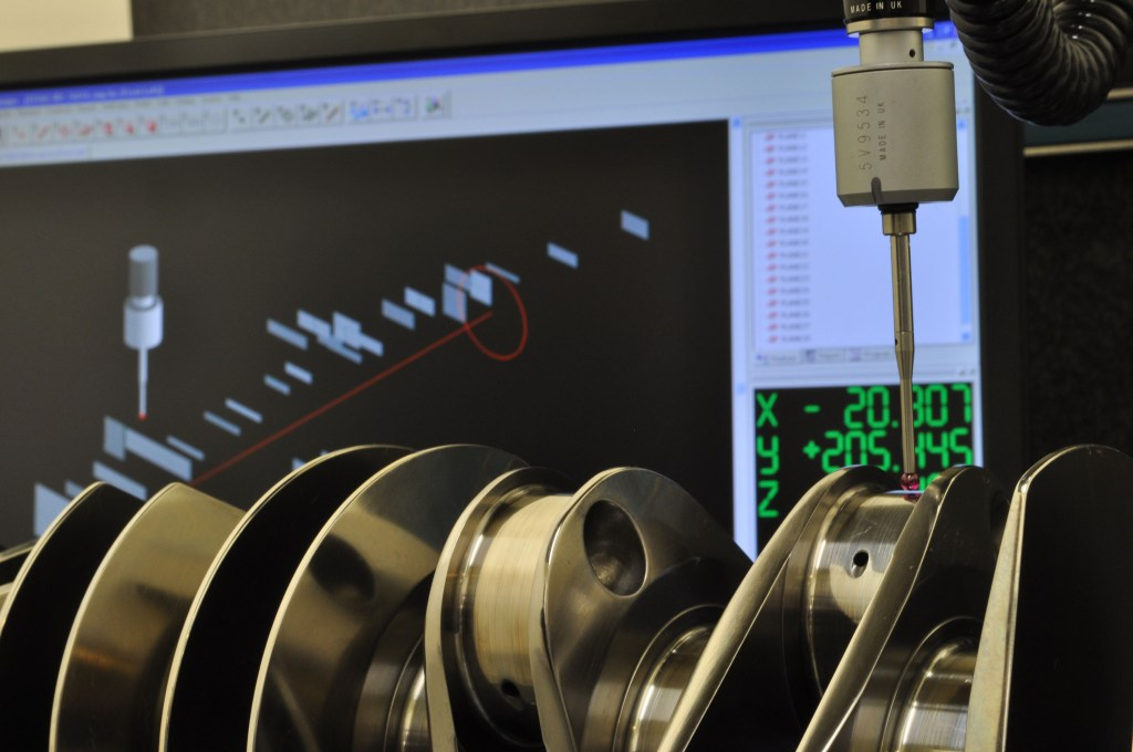 CMM Validation at Shaftech
