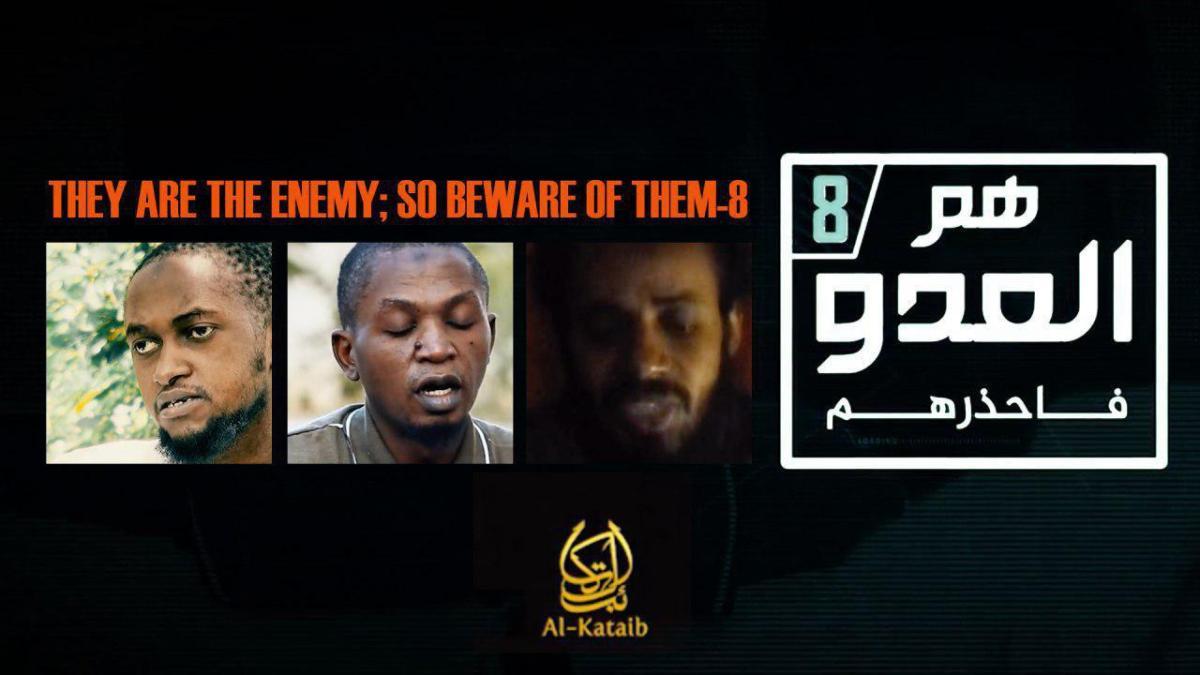 حركة الشباب المجاهدين تنشر اعترافات جواسيس يعملون لصالح الاستخبارات البريطانية والكينية:
