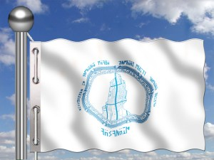 Flagge der Antiker in Atlantis made by Shahar