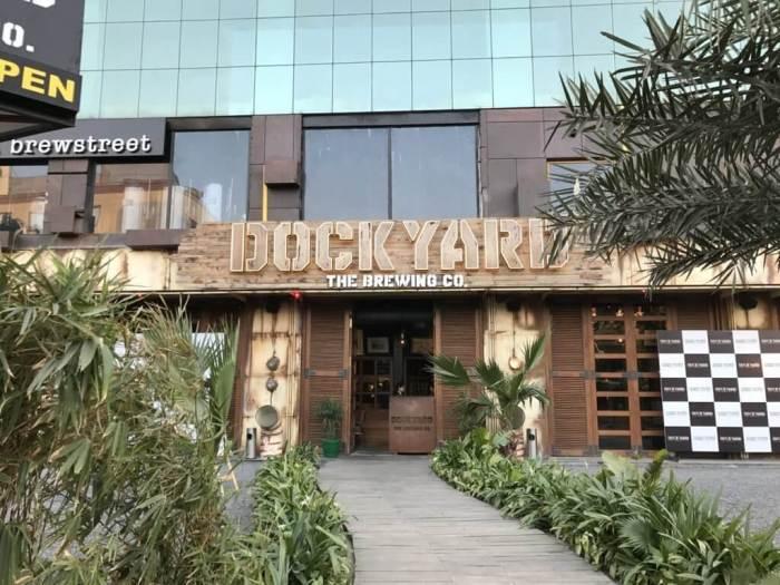 My Bar Headquarters by Dockyard
