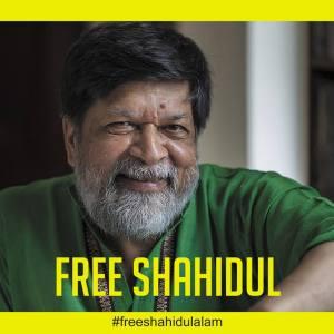 Free Dr. Shahidul Alam