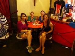 Daquiris at the Flordita