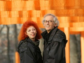 Christo and Jeanne-Claude, The Gates4