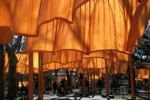 Christo and Jeanne-Claude, The Gates5