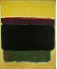 Mark Rothko, Untitled,1949