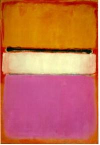 Mark Rothko, White Center,1950