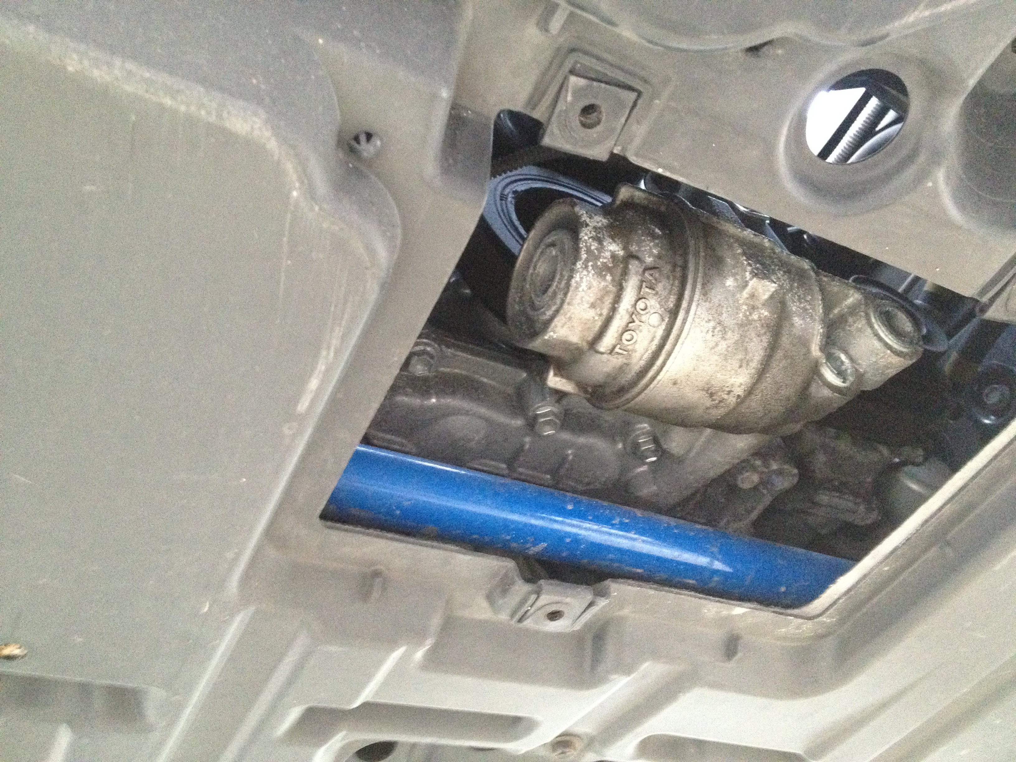 Yet Another DIY Oil Change for IS350 w pics Page 8 ClubLexus