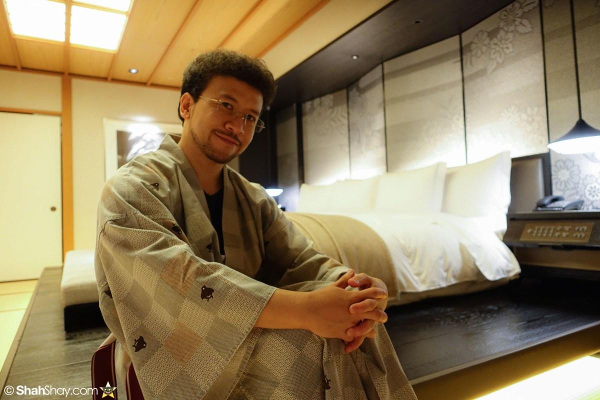 Best Tokyo Accommodation - The Ritz-Carlton Tokyo Japanese Suite