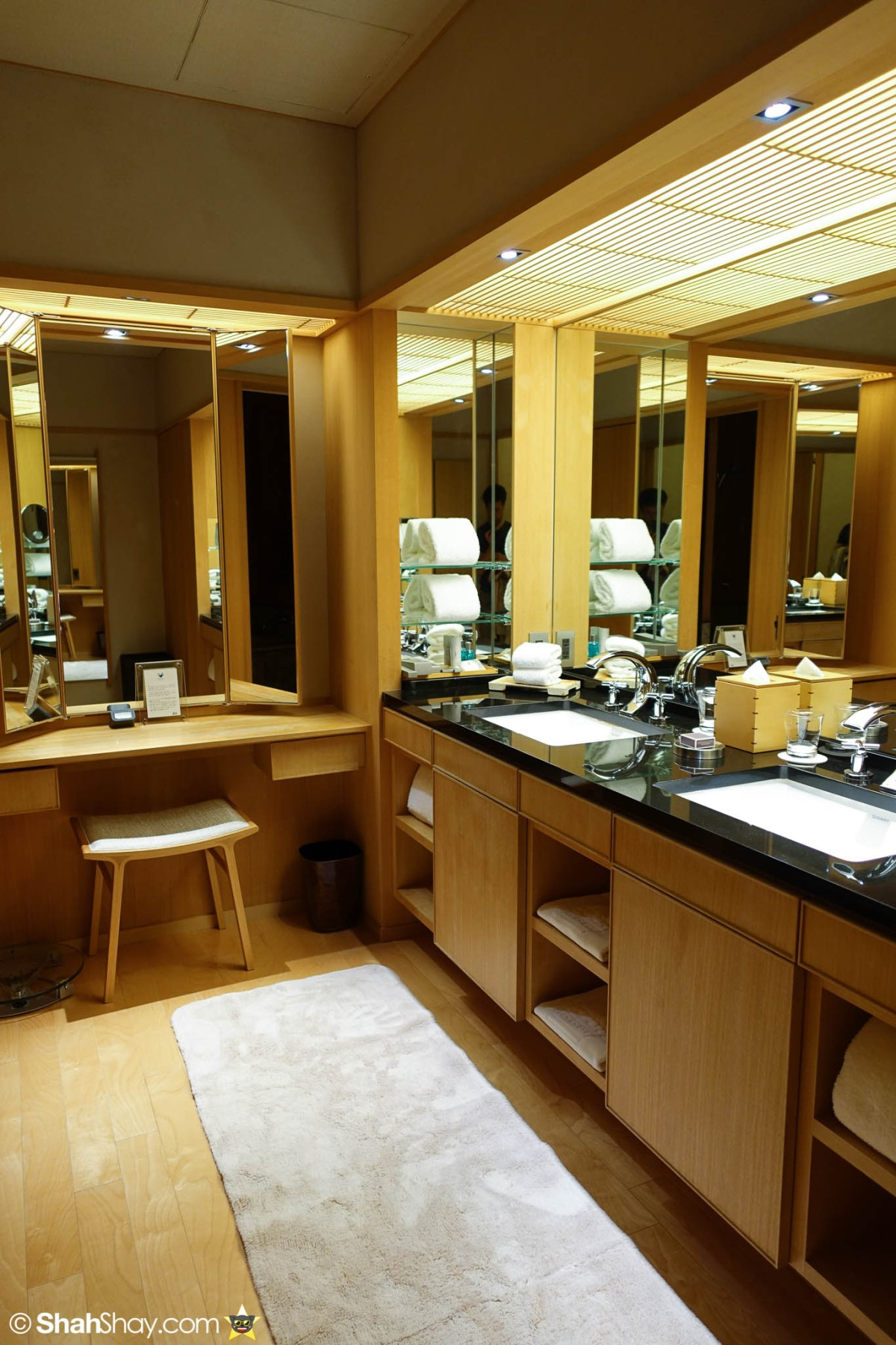 The Ritz-Carlton Tokyo Rooms - Modern Japanese Suite - Bathroom