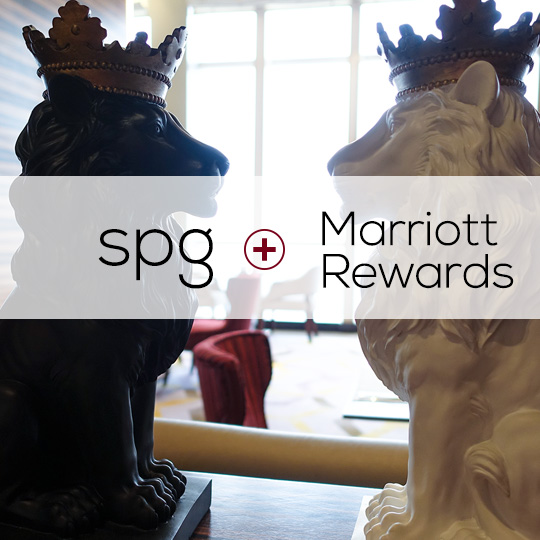 How to Combine your SPG + Marriott Rewards hotel loyalty program accounts
