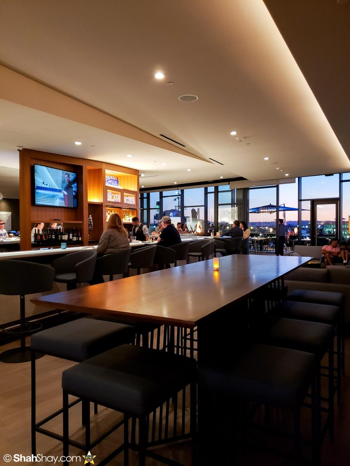InterContinental San Diego - Vistal Bar + Restaurant