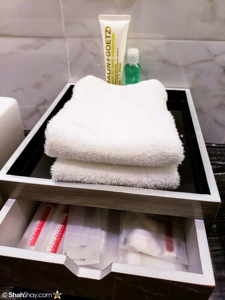 Le Méridien Suite Review at The Le Méridien Kuala Lumpur - bathroom amenities
