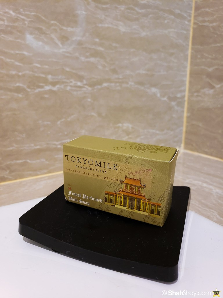 Renaissance Kuala Lumpur Executive Suite - bathroom bath soap