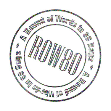 #ROW80: A Jog Rather Than A Sprint