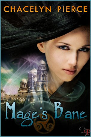 Mage's Bane Book Cover