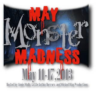 May Monster Madness - May 11th -17th