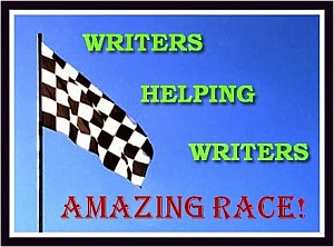Help for Writers in the WHW Amazing Race!
