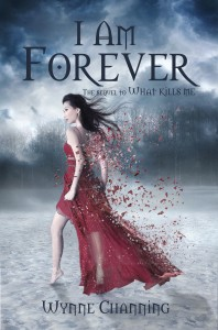 Book #Review of  'I Am Forever' by Wynne Channing PLUS 'How to choose the best beta readers in the universe.'