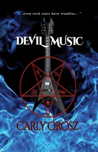 Devil Music by Carly Orosz #giveaway