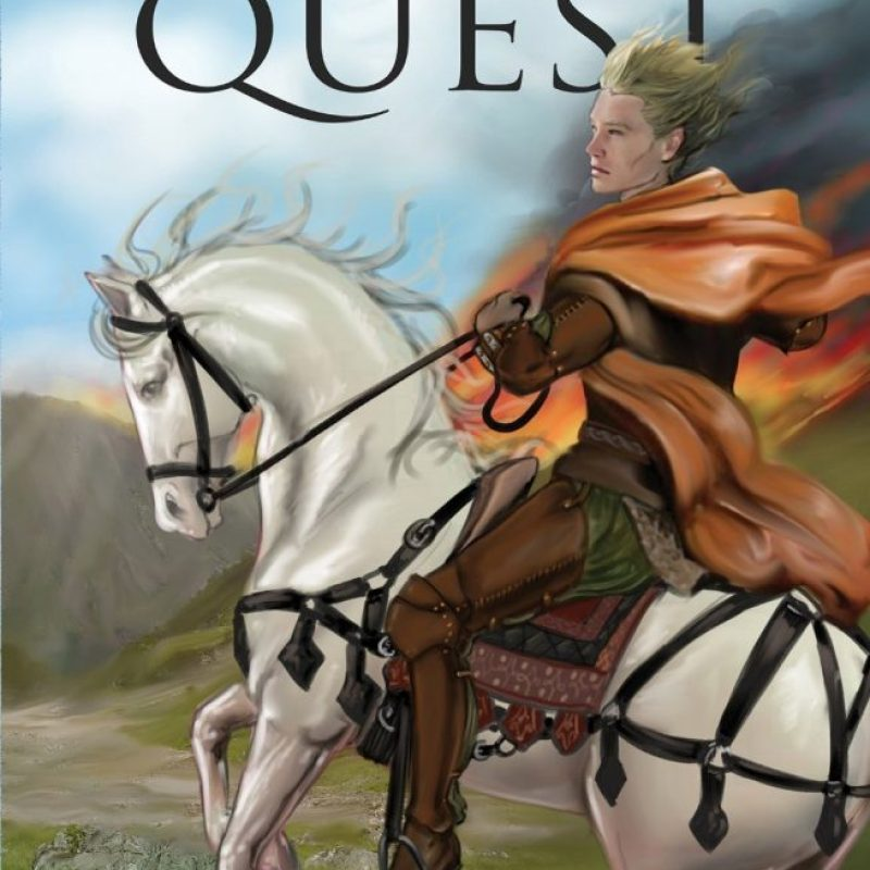 The Gift-Knight's Quest by Dylan Madeley #Fantasy #SciFi