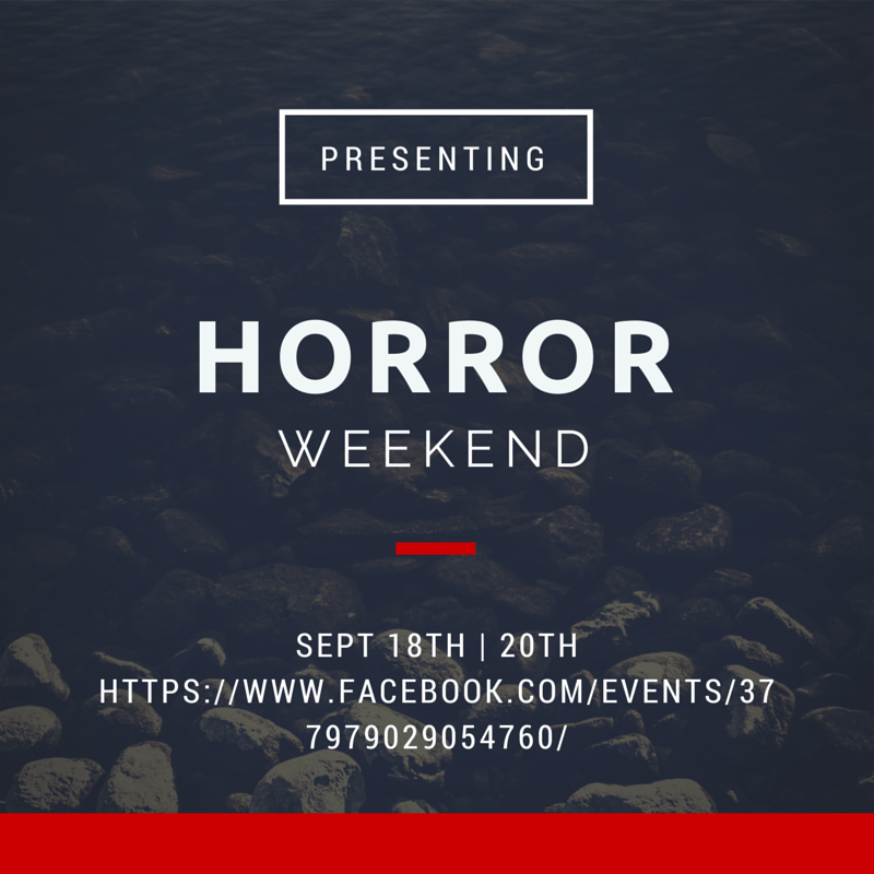 Celebrating The #Horror Weekend! #FREEBOOKS #GIVEAWAY