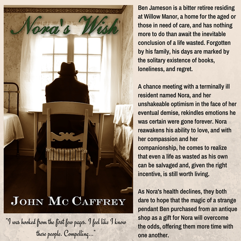 'Magic and Tragic Loss; the Blending of Elements' by John Mc Caffrey #amwriting #Fantasy