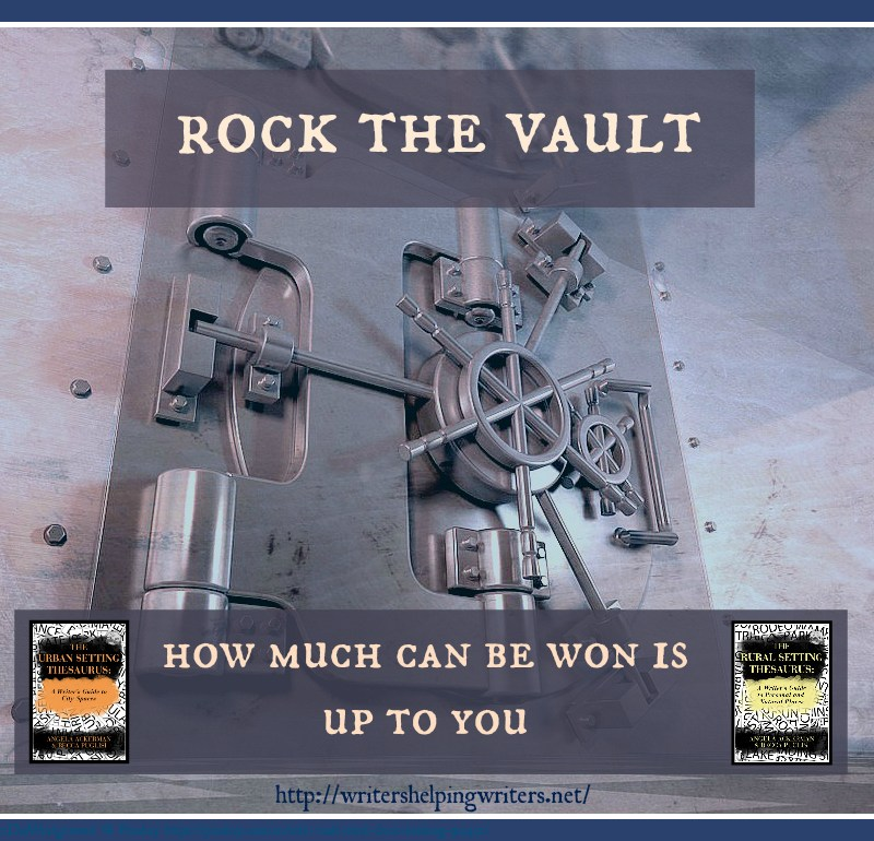 Love 'Writers Helping #Writers' Thesaurus Books? Don't Miss Rock The Vault!