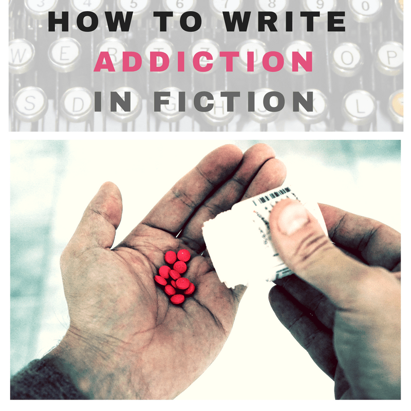 #AuthorToolboxBlogHop: How to Write Addiction in Fiction