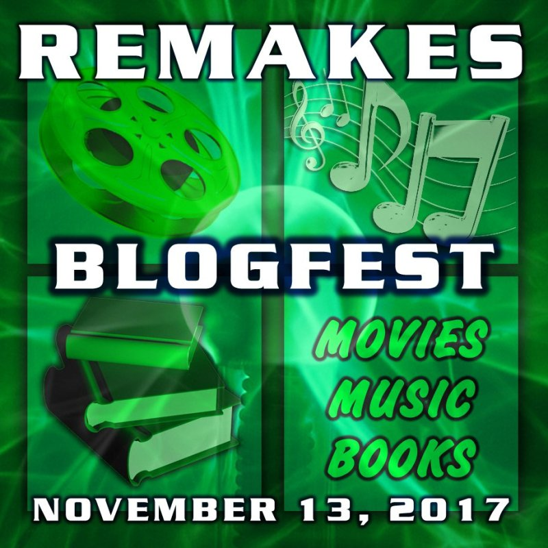 My Top Four #Horror Remakes. 'Remakes Blogfest'