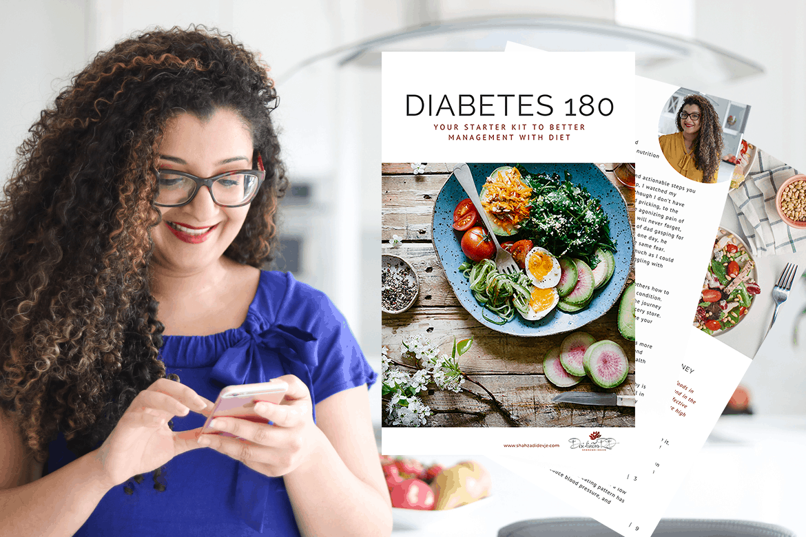diabetes healthy eating guide to control blood sugars