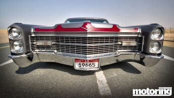 66 Cadillac Coupe DeVille
