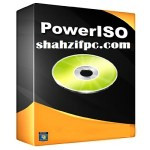 PowerISO 7.7 Crack With License Key Full Version Download