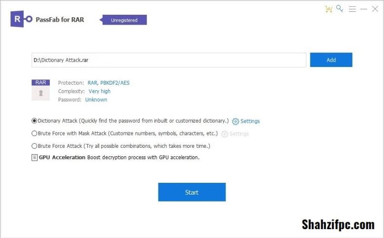 PassFab For RAR Reg Code