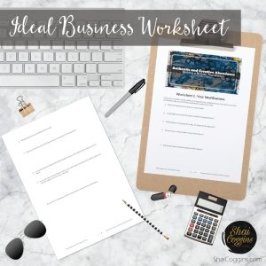 Your Ideal Business - Free Worksheet