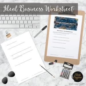 Ideal Business Worksheet