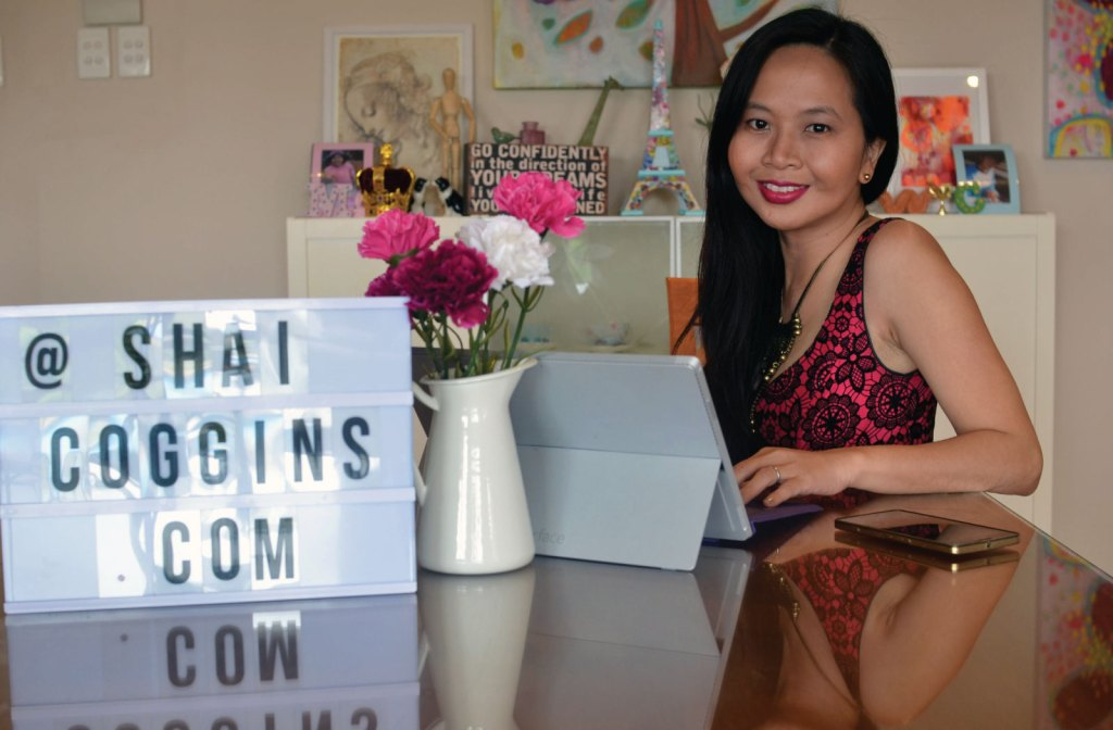 Shai Coggins On Creativity, Productivity, and Recharging Life and Work