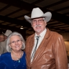 Shaie Williams for AGN Media. Linda and Tom Hicks at the Texas Panhandle Lincoln-Reagan Day Dinner hosted by the local Republican party groups held at The Rex Baxter Building in Amarillo, TX on January 29, 2016