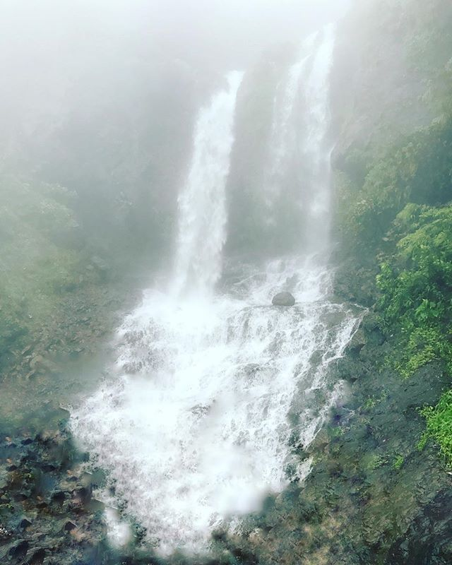 #waterfall #monsoon #nature
