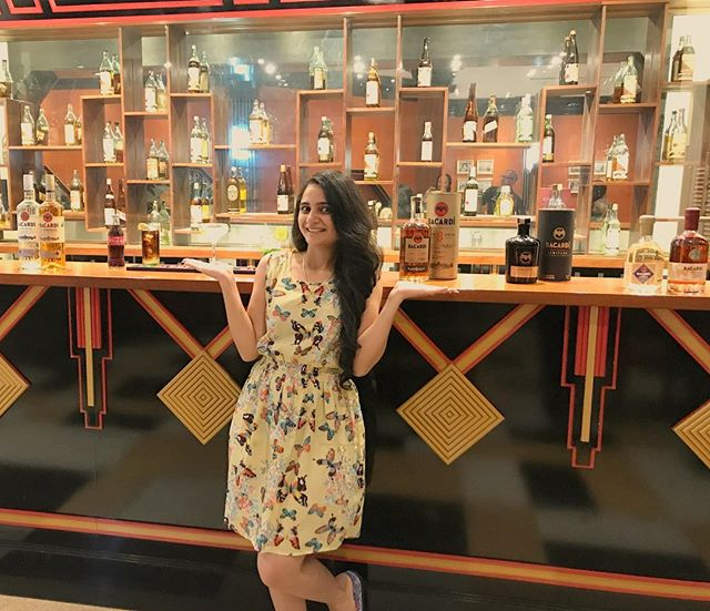 With all the premium Bacardi brands of the world! #casabacardi #bacardiparty #bacardidistillery #bacardilimitada #bacardilegacy