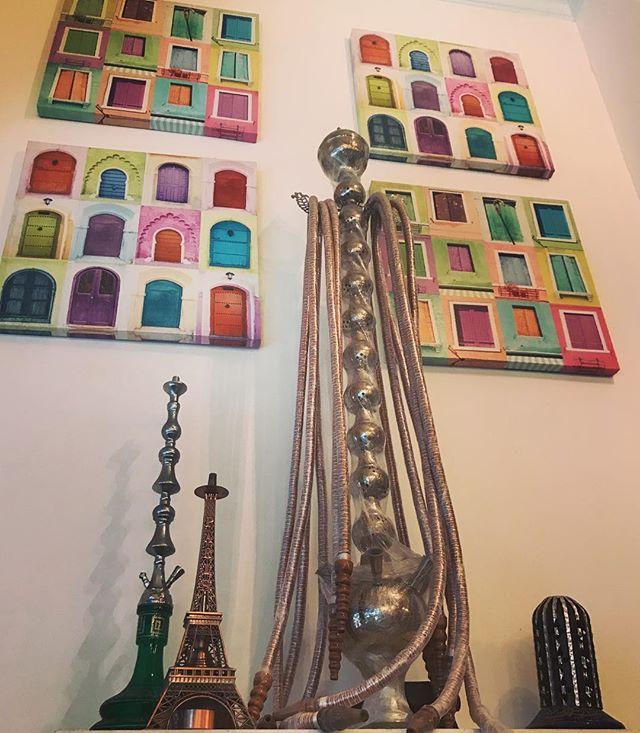 #hookah #doorsofpuertorico #colours #eiffeltowercollectibles