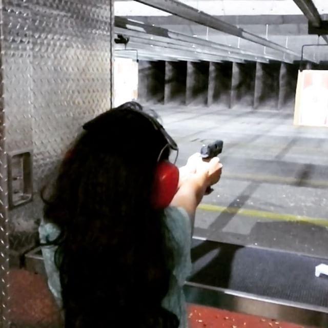 #shootingrange #onpoint #target #bullet #fire