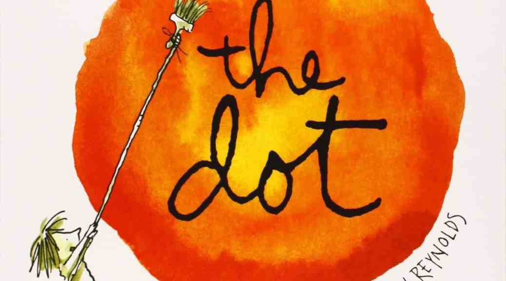Book Review the dot by Peter H Reynolds
