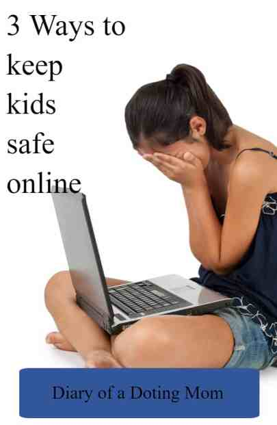 Social Media Cyber bullying: It's happening, it's real and you can't turn away from the reality. Here are 3 ways to keep your kids safe online. Read now and stay updated on what matters. #Parenting #Kids #CyberSafety #Tips