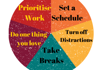Working from home, Tips for moms