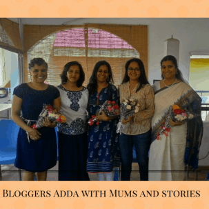 Life as a parenting blogger_Panel discussion_Mums and Stories