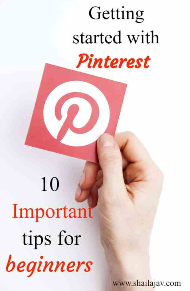 Pinterest for Beginners. My ten tips will help you understand how to start with this brilliant social media search engine. Want high-quality, organic traffic to your blog? Pinterest is the answer.