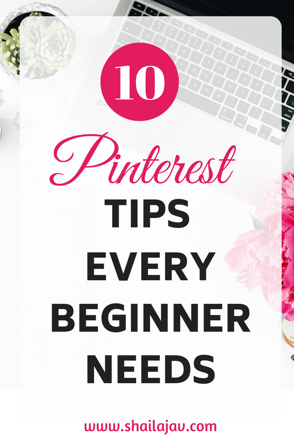 Pinterest for Beginners and Bloggers