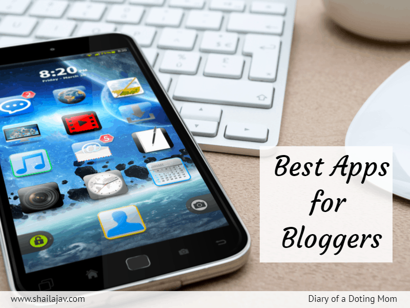 12 Apps I Absolutely Love and Recommend as a Blogger