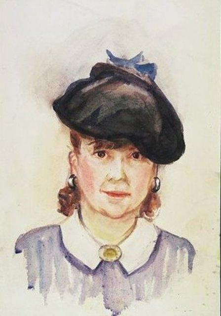 """Josephine Verstille (""""Jo"""" Hopper)"""