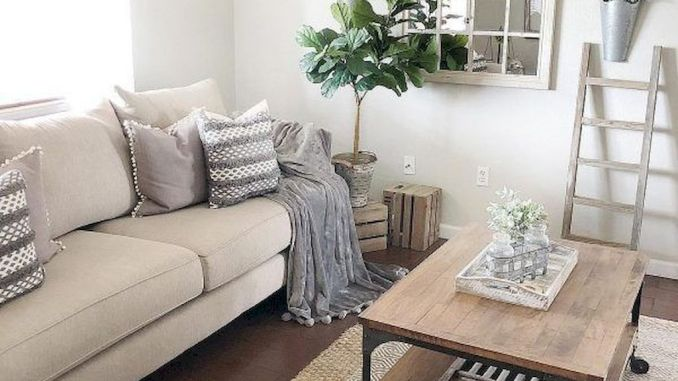 surprising farmhouse style decorating living room | Welcoming Designs Farmhouse Living Room - SHAIROOM.COM
